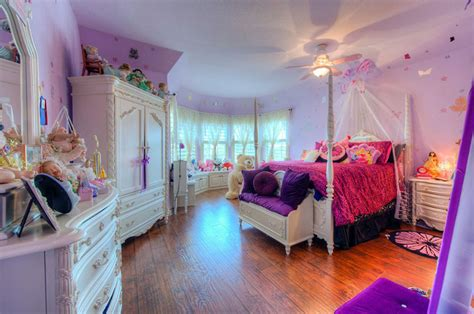 purple bedroom white furniture 23 little girls bedroom ideas pictures designing idea
