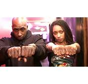 Dutchess And Caesar From Black Ink Crew  Galleryhipcom The Hippest