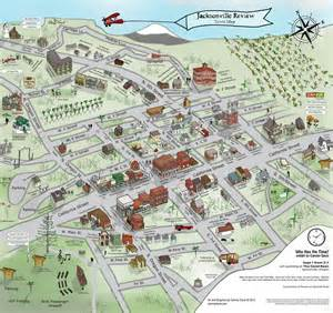 map of with towns image gallery town map