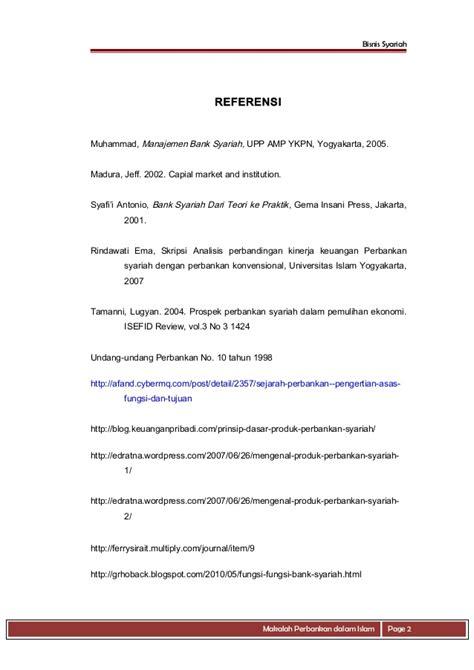 Islamic Banking Bank Syariah Dari Teori Ke Praktik Gema Insani tugas makalah bank dalam islam