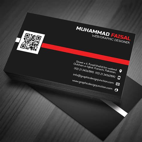 Raised Print Business Cards