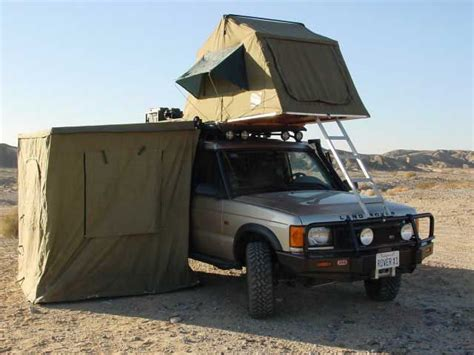 land rover safari roof hannibal awning on discovery hannibal roof racks