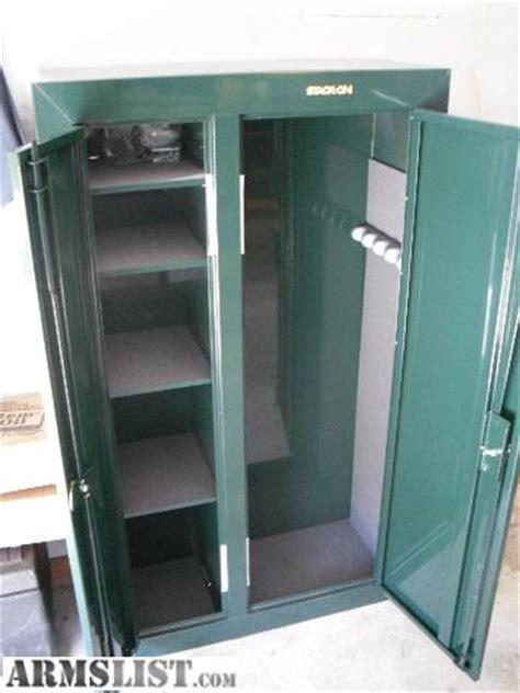 Armslist For Sale Stack On 2 Door 10 Gun Security Cabinet Stack On Door Gun Cabinet