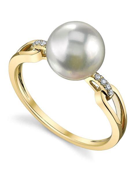 Cincin Nikahan Cincin Satu Pasang cincin mutiara sebagai salah satu cincin terpopuler