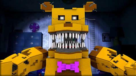Pdf All Five Nights At Freddys Minecraft Skins by Five Nights At Freddy S Nightmare 6 Minecraft