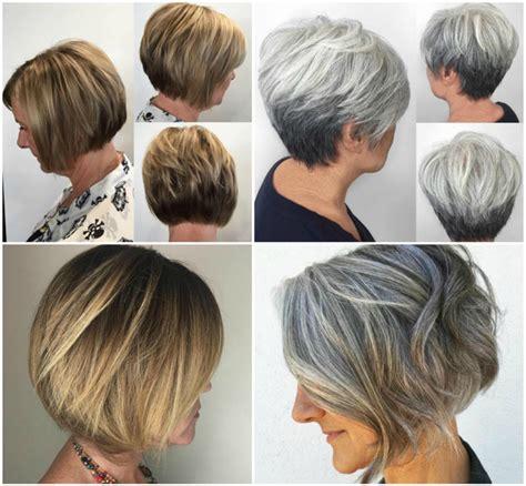 Modische Frisuren F 252 R Frauen Ab 50 Und Haarfarben Die Kurzhaarfrisuren Frauen Ab 50