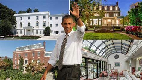 obama home 7 homes within lobbying distance of president obama s new