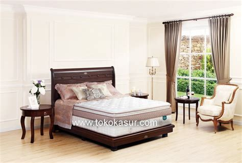 King Koil Viscountess 2017 200x200 Komplit Set guhdo individual countour zidane toko kasur bed murah simpati furniture
