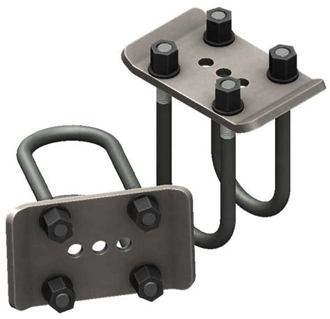 toyota rear axle u bolt flip kit