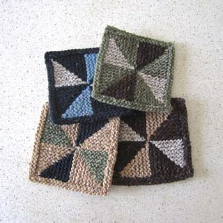 cozy wool appliquã 11 seasonal folk projects for your home books ravelry northwoods coasters pattern by robin ulrich