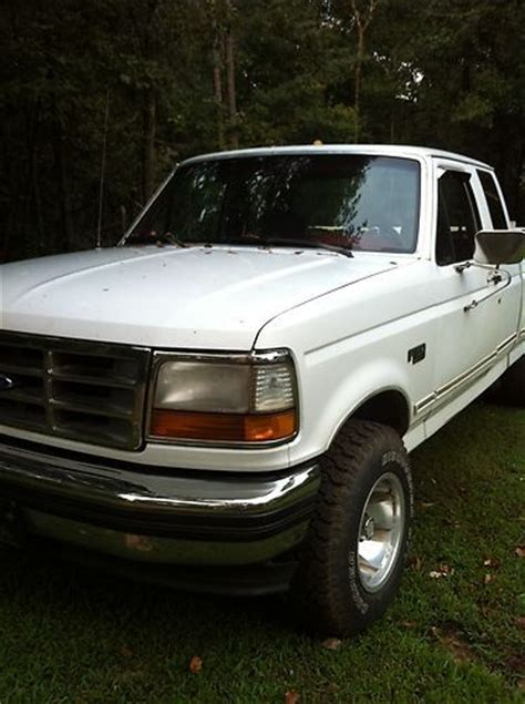 1993 ford f 150 xlt buy used 1993 ford f 150 xlt extended cab 5 0l 4x4 in
