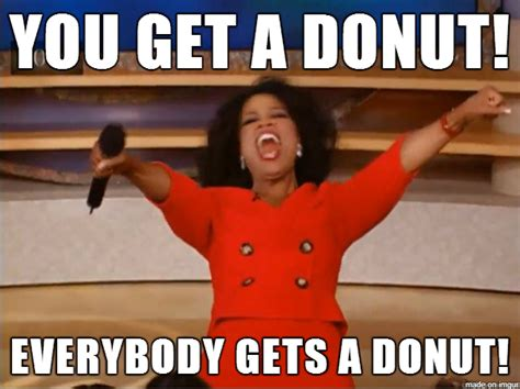 Doughnut Meme - 12 national doughnut day memes to share while you munch on