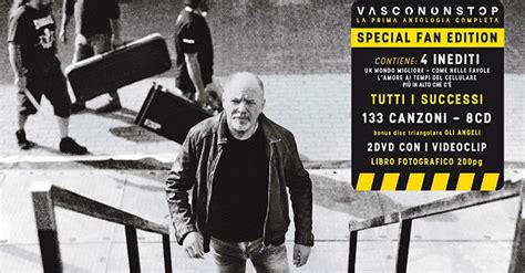 news su vasco radio italia news inediti e tracklist tutto su vasco