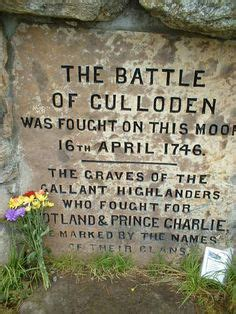 143 Best Bloody Culloden Images On Pinterest In 2018