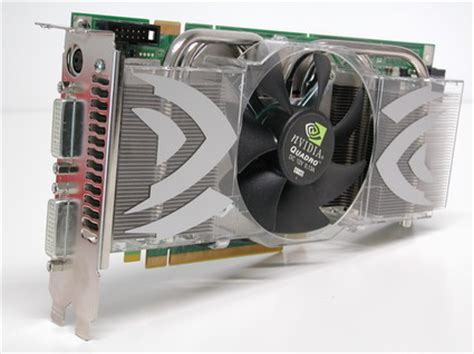Vga Quadro Fx 4500 Nvidia Quadro Fx 4500 512mb Gddr3 256 Bit Pci Express X16