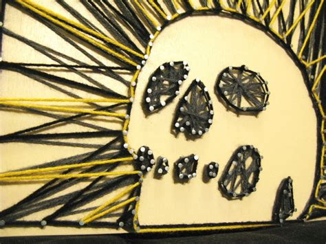 Skull String - custom string skull by bitter string custommade