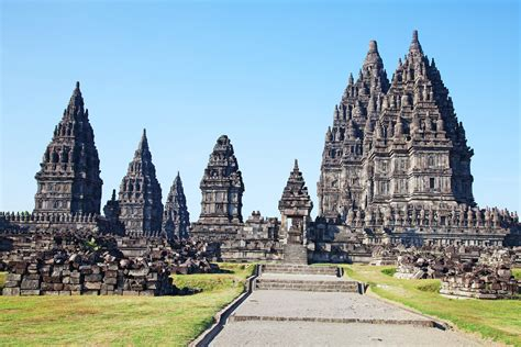 grand design hindu indonesia prambanan temple historical facts and pictures the