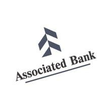 assiciated bank associated bank associated bank vector logos