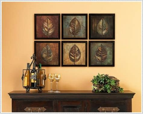 canvas wall for dining room 45 easy to make wall ideas for those on a budget