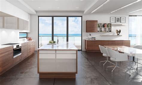 12 modern kitchens with versatile design solutions true handleless kitchens porter second nature kitchens