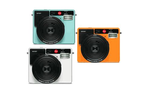 Leica Sofort leica is coming out with an instant called the