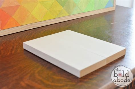 how to hang a canvas board on the wall youtube how to hang a canvas over board and batten