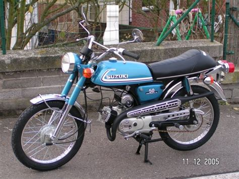 Suzuki Ac50 Suzuki Ac50 Bikes I Ridden For More Than A Day