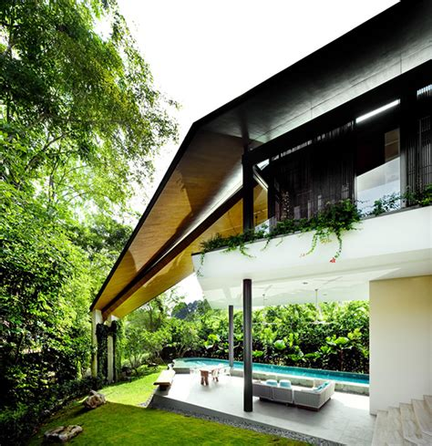 tropical traditional home traditional home modern trapezium house inspired by traditional malay