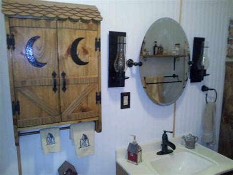 outhouse bathroom set outhouse bathroom decor permanent style office and