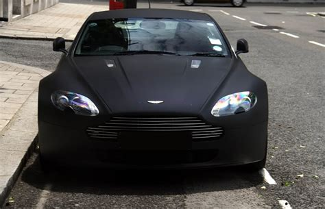 aston martin vanquish matte black super exotic and concept cars aston martin vantage