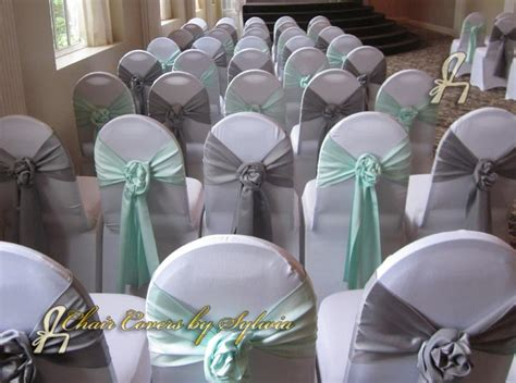 Mint Chair Sashes by Chicago Chair Ties Sashes For Rental In Mint In The Lamour