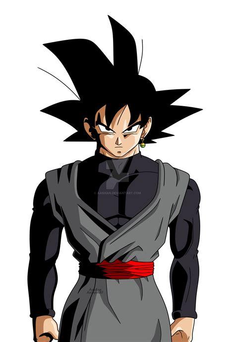 imagenes de goku black goku black black shades by aashan on deviantart