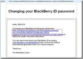 reset blackberry id without recovery question rim upgraded blackberry id to v1 2 1 with new password