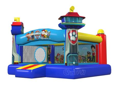 paw patrol house paw patrol bounce house for sale channal inflatables