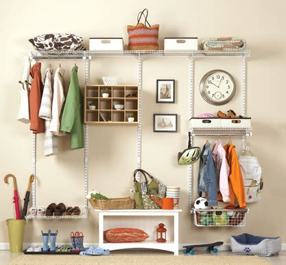 rubbermaid homefree series closet system flickr photo