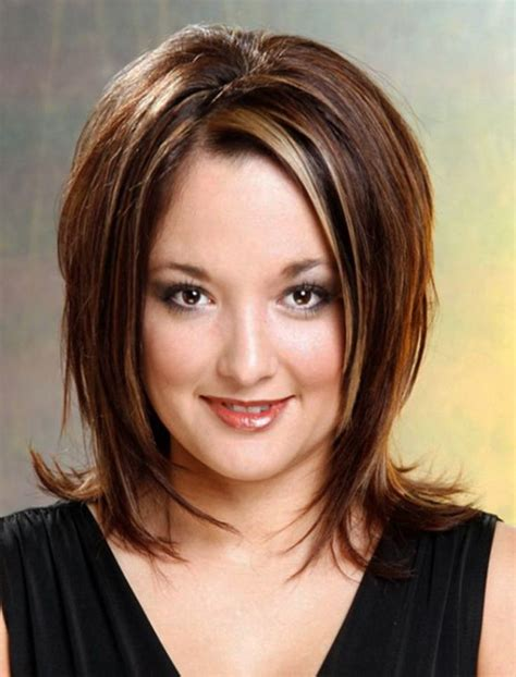 fat face hairstses for women over 45 49 best short hair cuts for round faces images on