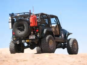 How Are Jeeps On Gas Jk Gas Can Mount Thread Show Your Baskets Preferably