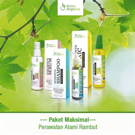 Paket Penumbuh Rambut Cepat Maximal Treatment 3 Paket Green Maximal Treatment Perawatan Rambut
