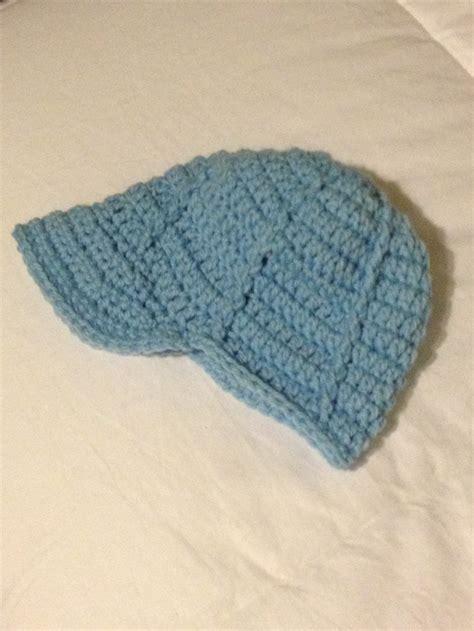 crochet baseball cap baby toddler