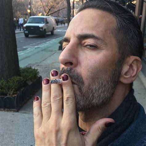 men toe nail polish trends marc jacobs starts a nail polish for men trend w magazine
