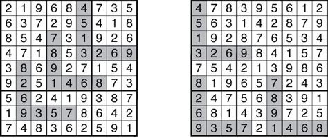 printable double sudoku friday puzzle 169 triple double sudoku the art of puzzles