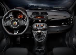 Fiat 500 Interior Fiat 500 Abarth India Launch Price Specs Pics Details