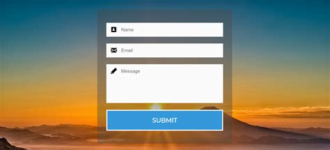 contact us template free 12 best free html5 contact form contact us page