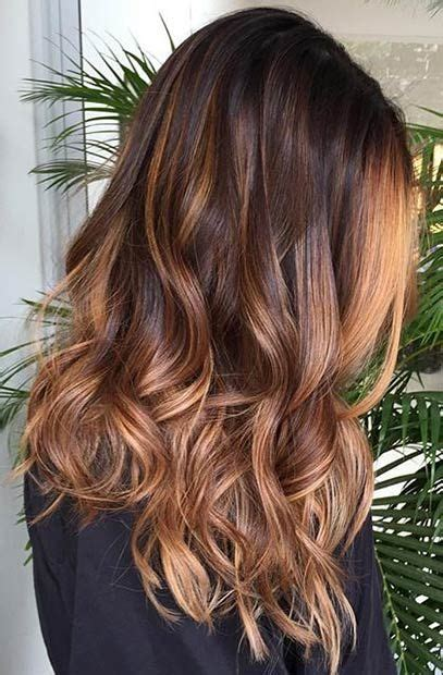 best blonde caramel highlights with ombre 41 hottest balayage hair color ideas for 2016 caramel