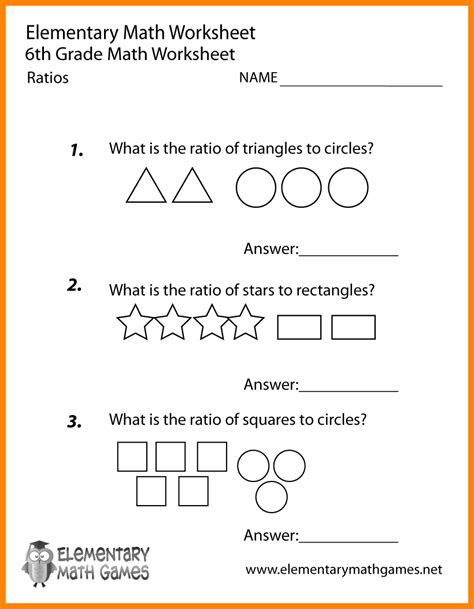 Ratio Problems Worksheet by 8 Ratio Worksheets 6th Grade Liquor Sles