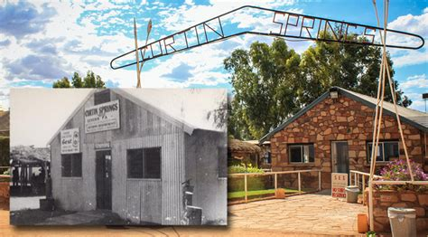 curtain springs the old and new curtin springs roadhouse abc news