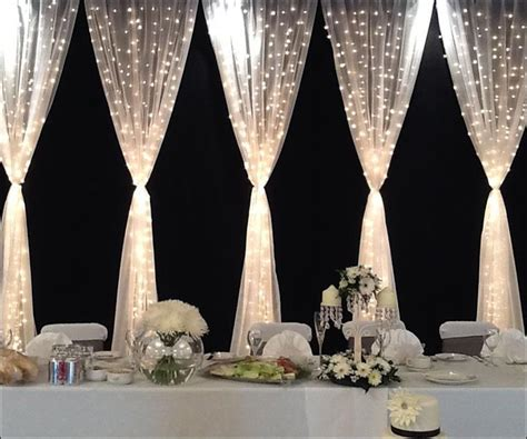 black light curtains christian wedding stage decoration top 10 ideas to inspire