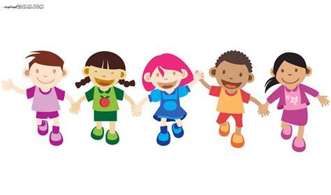 Anak Anak Gambar Kartun Anak Anak Persahabatan Dolceacqua
