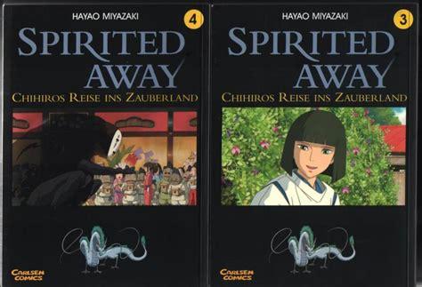 spirited away picture book spirited away book list nausicaa net