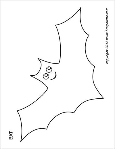 Bats Free Printable Templates Amp Coloring Pages